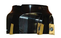 """ULTRADEX INDEXABLE FACE MILL 2"""" 5FL"""